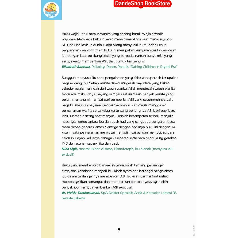 Menyusui Itu Seru 34 Kisah Nyata Pengalaman Menyusui Buku Oleh Komunitas Ibu Ibu Seru Shopee Indonesia