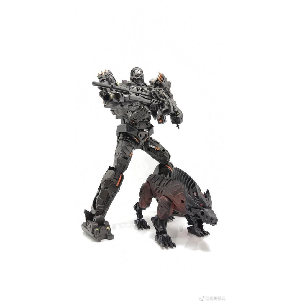 Transformers Lockdown Bsl 01 Ko Ut Peru Kill Stok Terbatas Shopee Indonesia