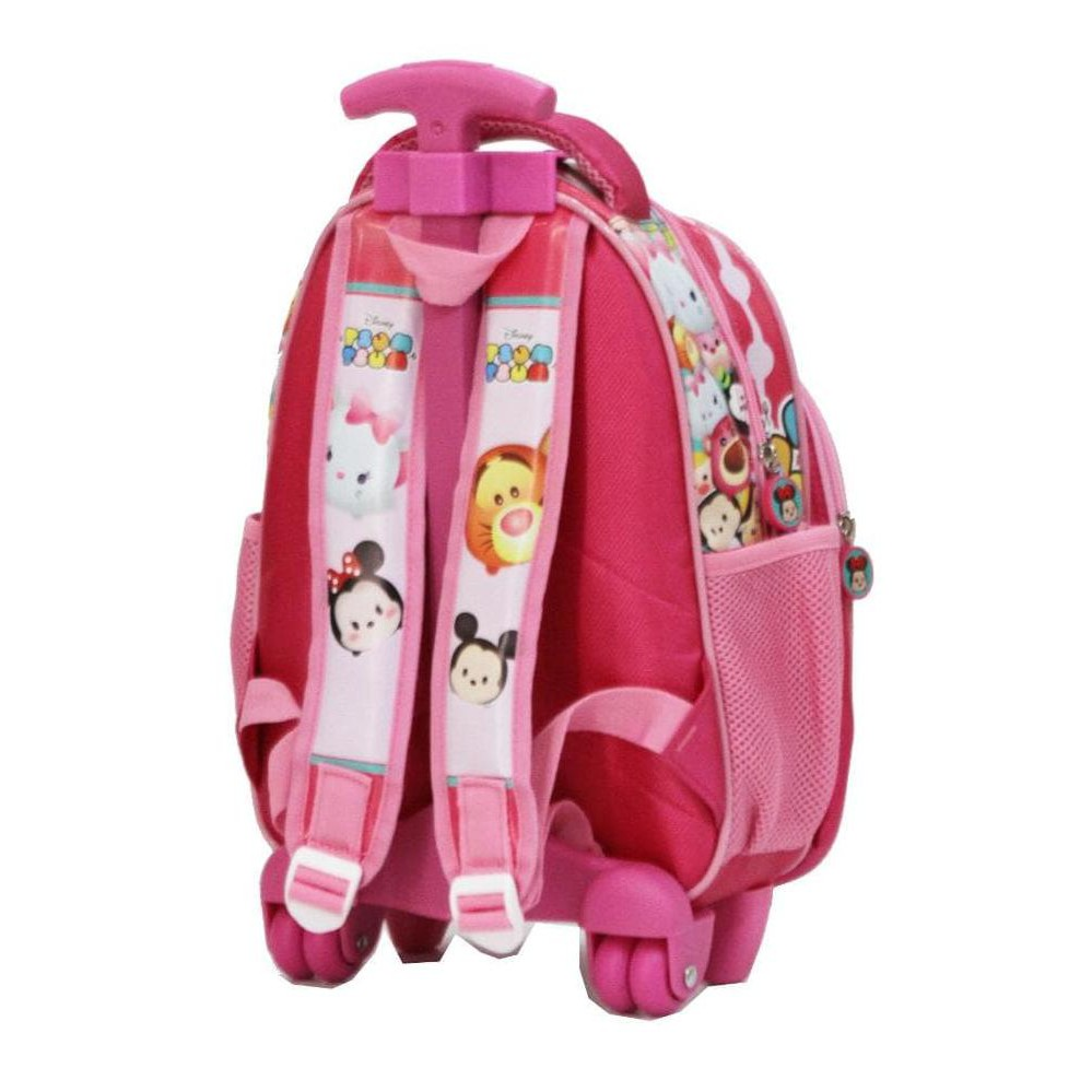 Best Deal Tas Trolley Anak Sekolah / Karakter Rainbow Rocks Pink Pita Uk. Besar |