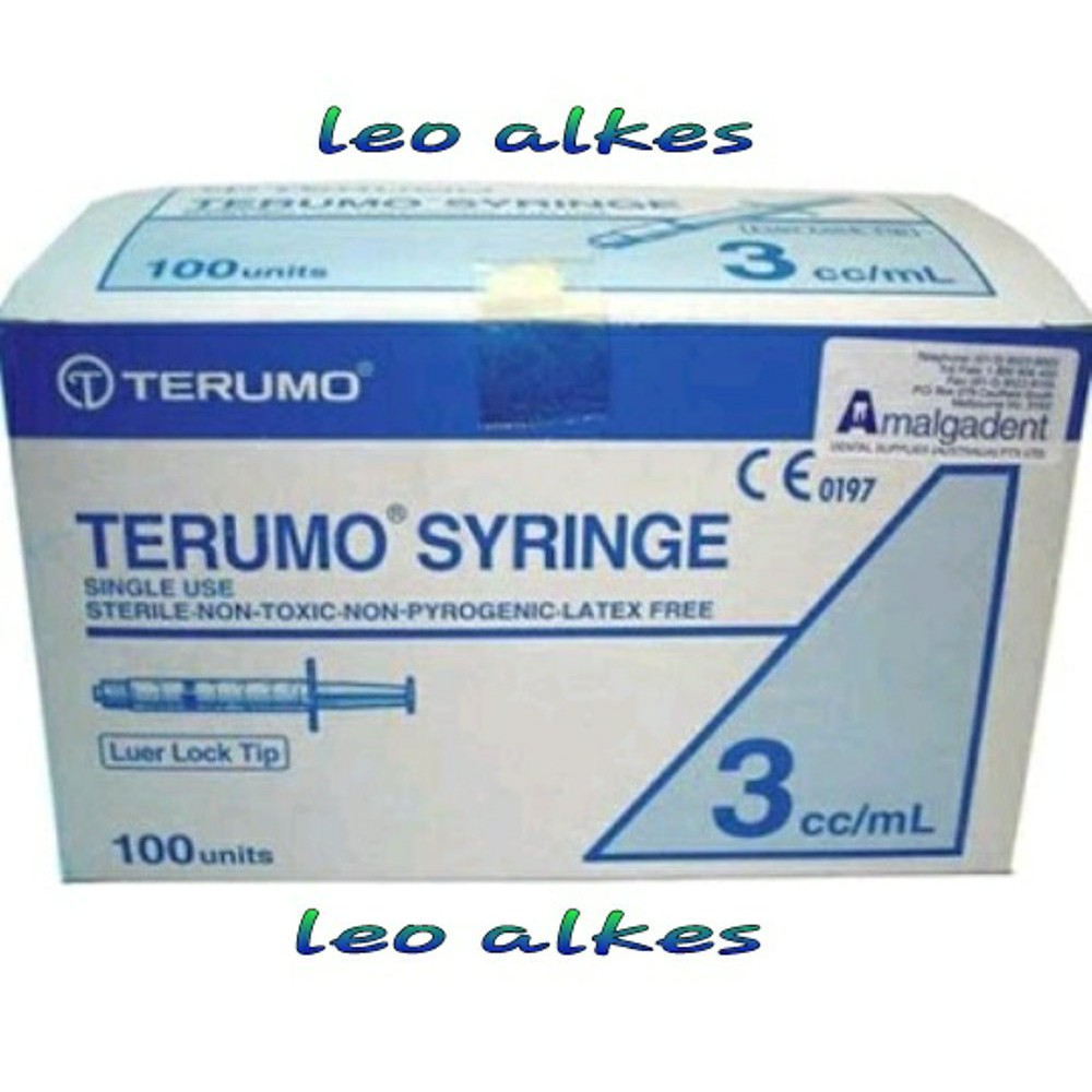 Disposable Syringe Onemed 10 Cc Spuit Alat Suntik Ml Medis Shopee Indonesia