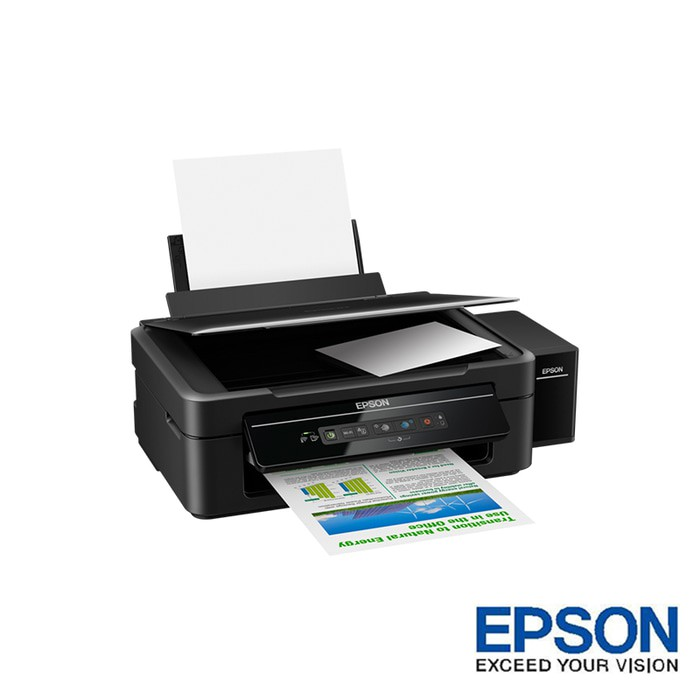 Printer Epson L405 L 405 Wifi All In One Ink Tank Print Scan Copy Shopee Indonesia