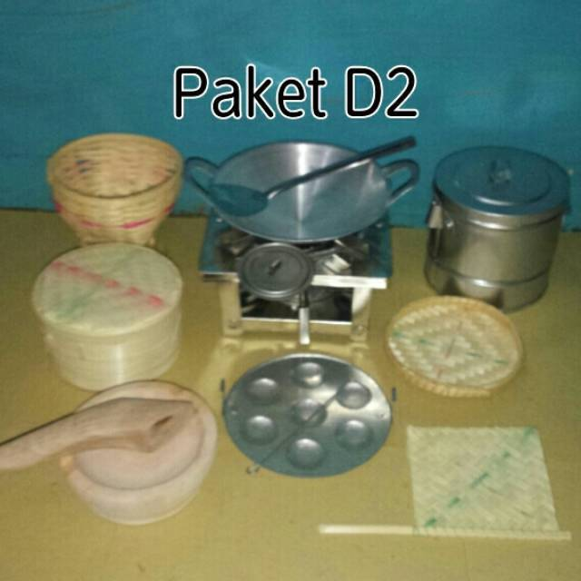 Paket Kompor Spirtus Mini Mainan Masak Masakan Mini Seri D1 D2 Shopee Indonesia