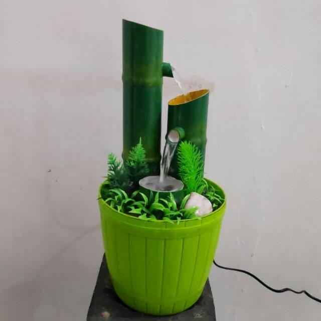 Air Mancur Bambu Mini Shopee Indonesia