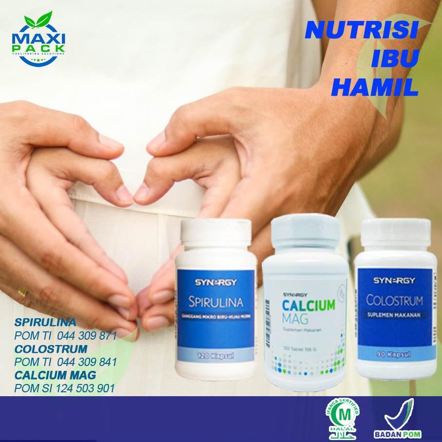 Maxi Pack Calmag Colostrum Kebutuhan Nutrisi Ibu Hamil