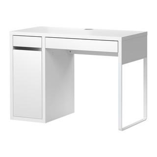 Ikea Micke Meja Komputer Kerja Belajar 105x50 Cm Putih
