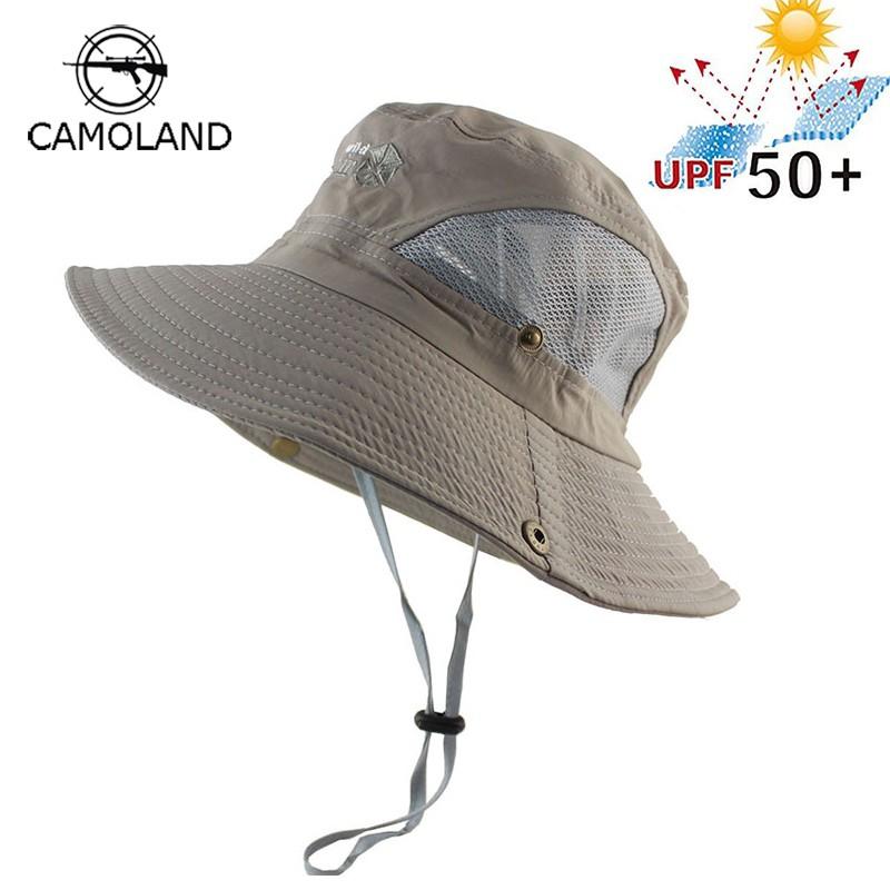 Topi Visor Matahari Topi Ember Bunga Topi luar Ruangan Memancing Berburu  Boonie wANITA  374969d81b