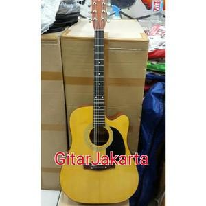 Gitar Akustik Jumbo Cole Clark Trusrod Brown Jakarta Murah