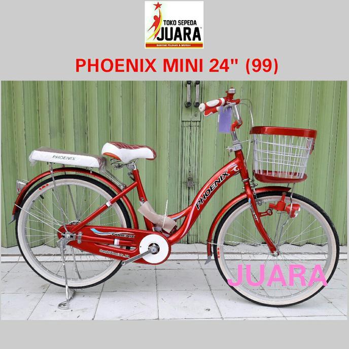 Sepeda Mini Merk Evergreen - Sepeda Lipat