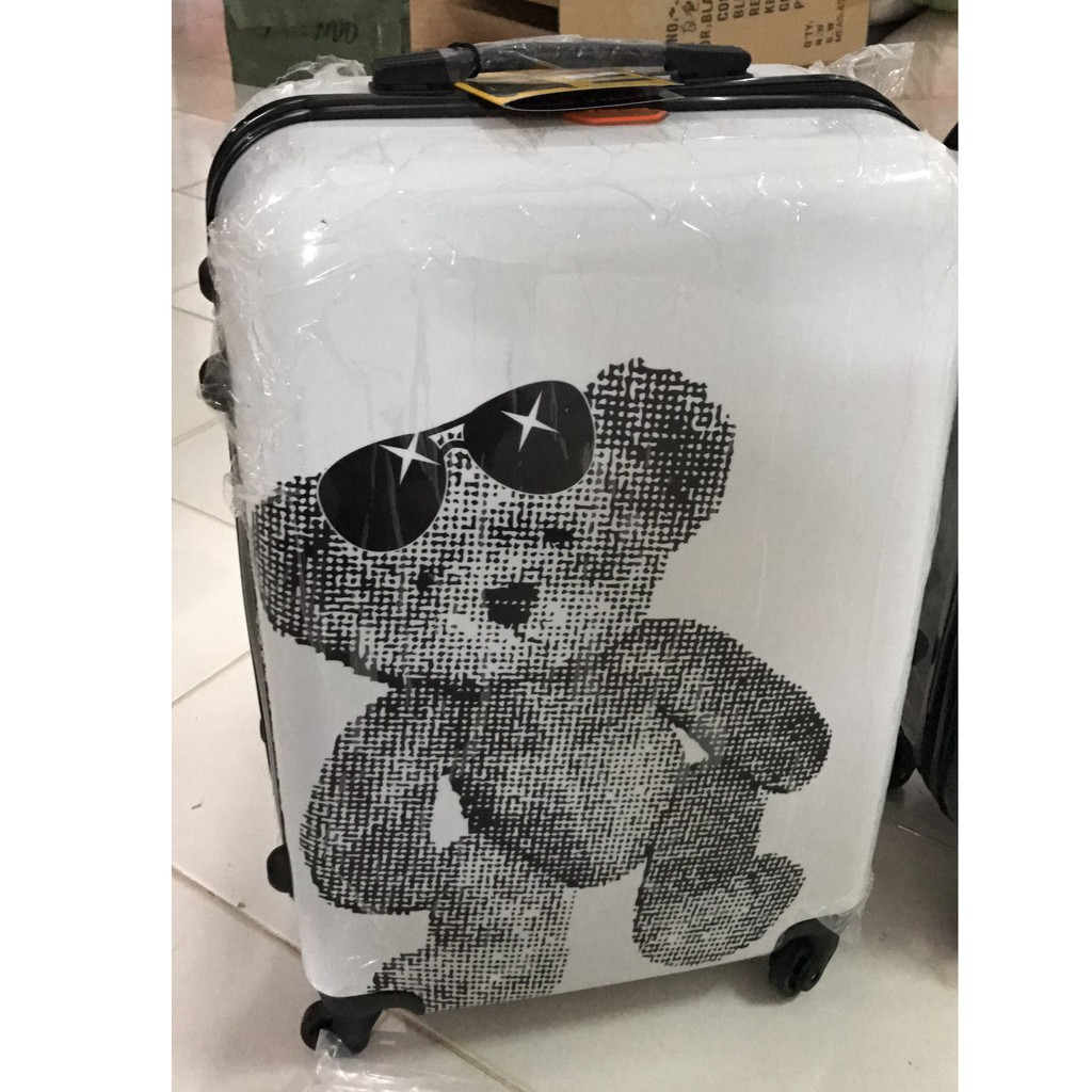Navy Club Koper Cabin 3836 18 Coffee 4 Roda Putar Gratis Pengiriman Polycarbonate 10110392 Samsonite Seri Mickey Mouse Luggage Size 18inch Shopee Indonesia