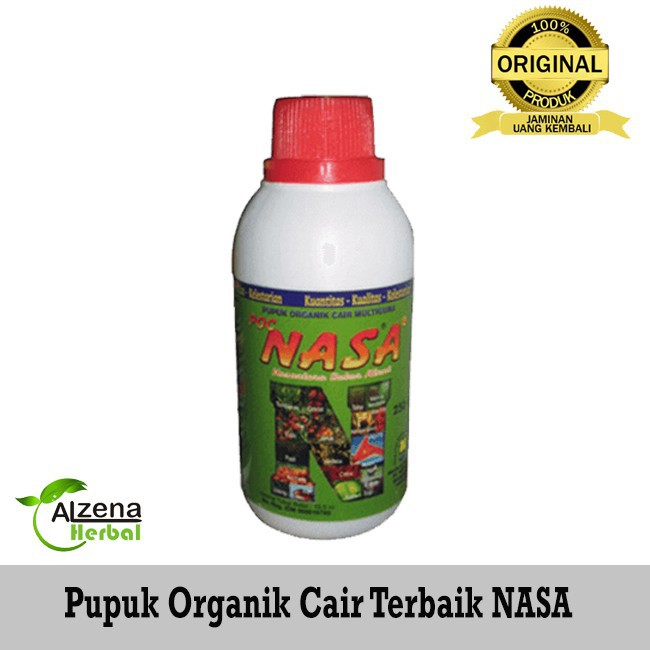 Power Nutrition 500gr Original Asli PT. Natural Nusantara - Pupuk Tanaman Buah Terbaik NASA | Shopee Indonesia