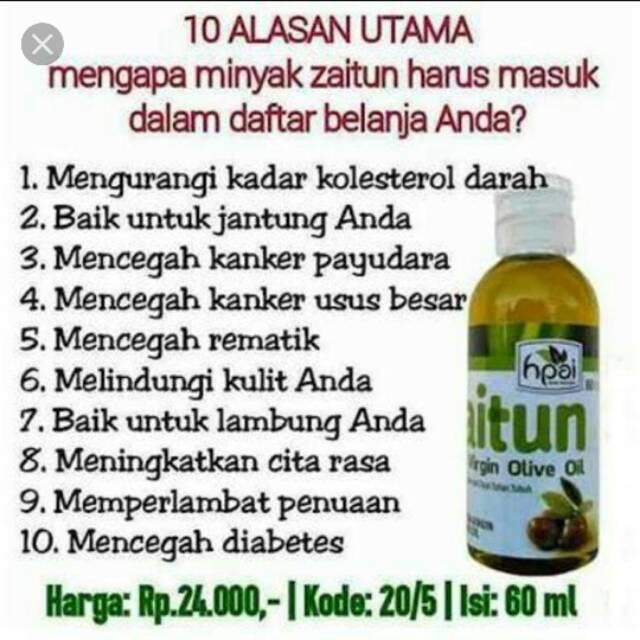 Minyak Zaitun Tursina Zaitun Tursina Obat Herbal Kolesterol Zaitun