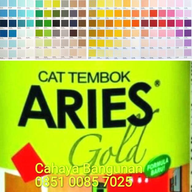 Diskon Cat Tembok Aries Gold Tinting 170 Warna Avian Avitex