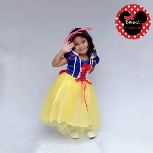 Cosplay Busana Ratu Gaun Peri Baju Putri Pakaian Gadis Anak Pesta Fantasi Kostum | Shopee Indonesia