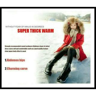 Celana Legging Musim Dingin Winter Shopee Indonesia