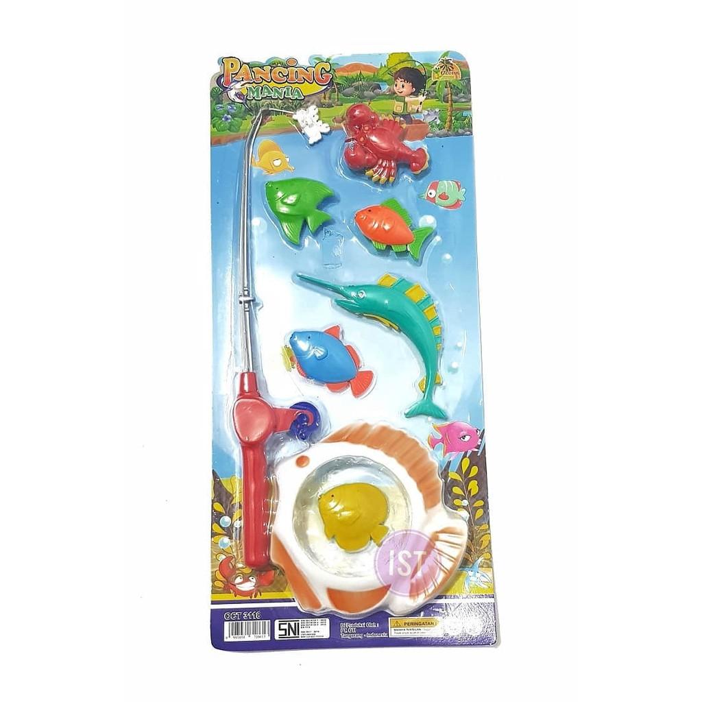 pancing+ikan - Temukan Harga dan Penawaran Mainan Bayi   Anak Online  Terbaik - Ibu   Bayi Februari 2019  9088efe548