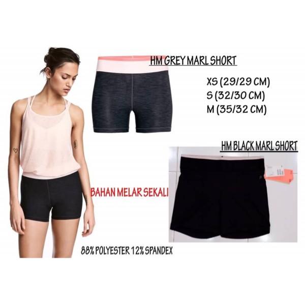 Dapatkan Harga h m Celana Pakaian Wanita Celana Pendek Diskon ... 78a388c517