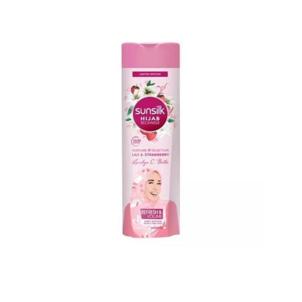 Sunsilk Hijab Recharge Refresh & Volume Lily & Strawberry 170ml