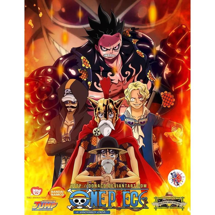Dibeli Film Anime Serial One Piece + Movie Lengkap Subtitle Indonesia