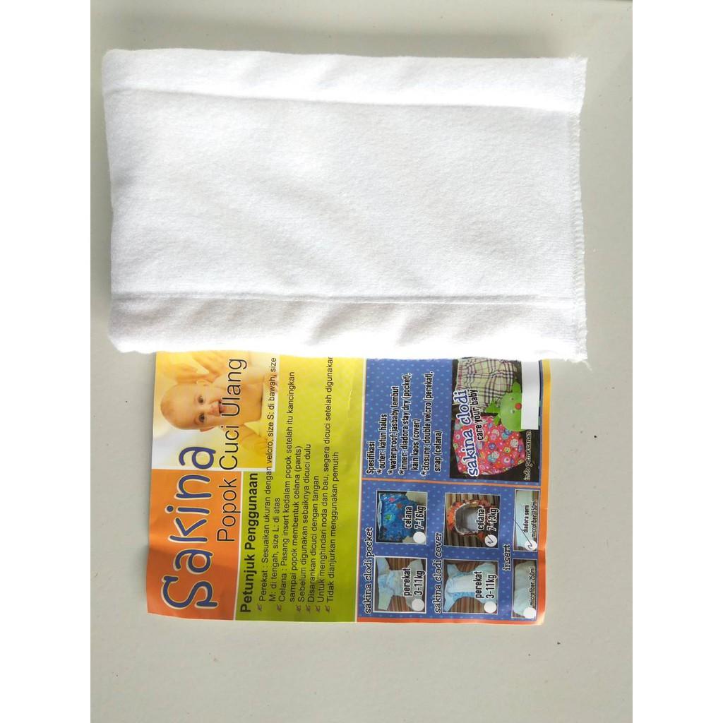 Clodi Celana Lampin Cloth Diapers Popok Kain Murah Shopee Cuci Ulang Indonesia