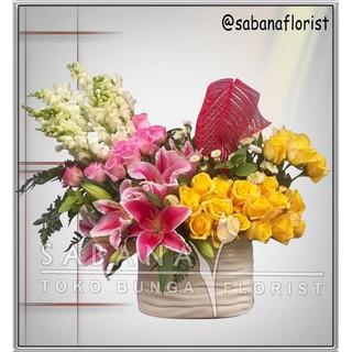 Unduh 440+ Gambar Bunga Rangkaian HD Terbaik