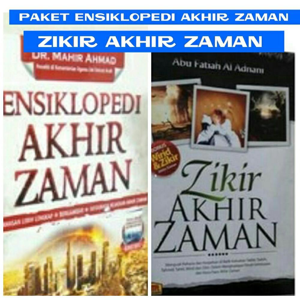 Zikir Akhir Zaman Daftar Harga Terlengkap Indonesia Buku Islam Abu Fatiah Al Adnani 2 Paket Ensiklopedi Granada Mediatama Riniaga