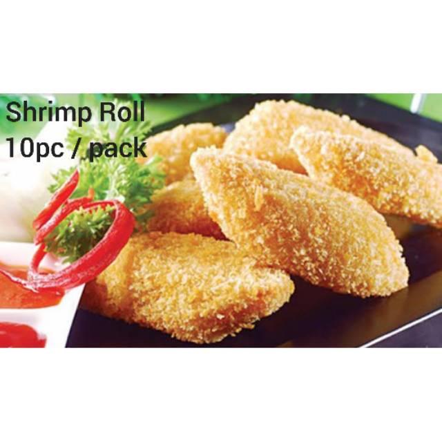Shrimp Roll Udang Gulung Telur Ala Bento Shopee Indonesia