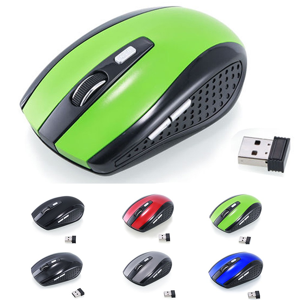 Mouse Mice 1000dpi Optical For Laptop Desktop Pc Gaming High Quality Cliptec M110 Illuminated Rechargeable Wireless 1600dpi Grey Sell Well Shopee Indonesia