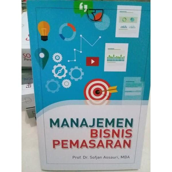 Buku Manajemen Bisnis Pemasaran Shopee Indonesia