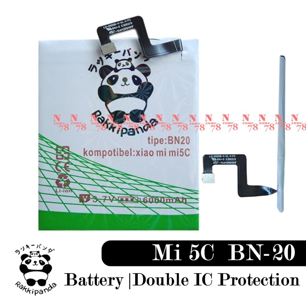 Baterai Xiaomi Mi5C Mi 5C BN20 Double IC Protection