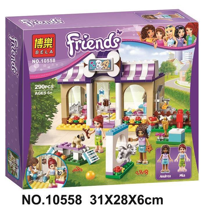 Mainan Anak Perempuan Lego Friends Brick Sy Frozen Princess Disney