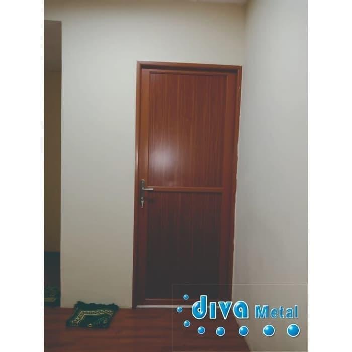 Pintu kamar aluminium / Pintu ACP Aluminium / Pintu luar ruang da