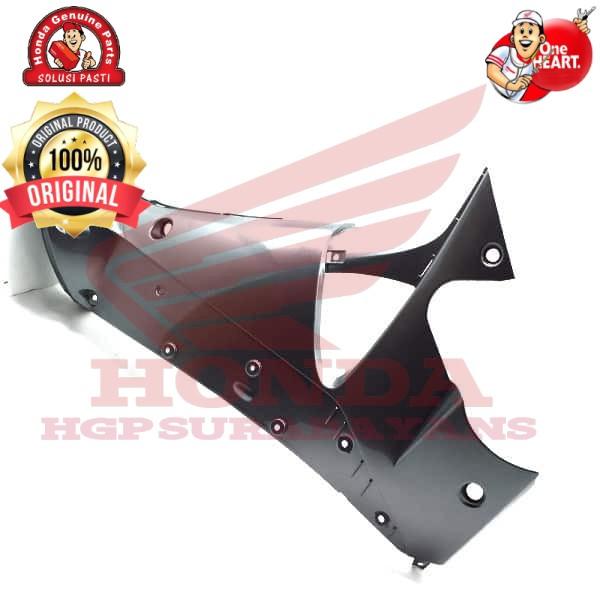 100% Ori Cover Kiri M/P AbuAbu  Supra X 125 Injection 64450KTM850FMN