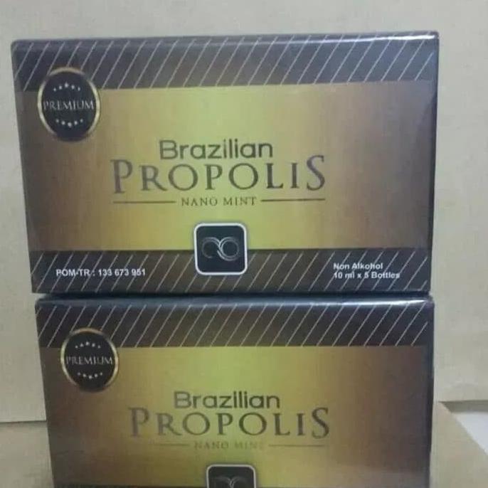 Brazilian Propolis Moment Nano Mint Jamin ORIGINAL Harga Perbox | Shopee Indonesia