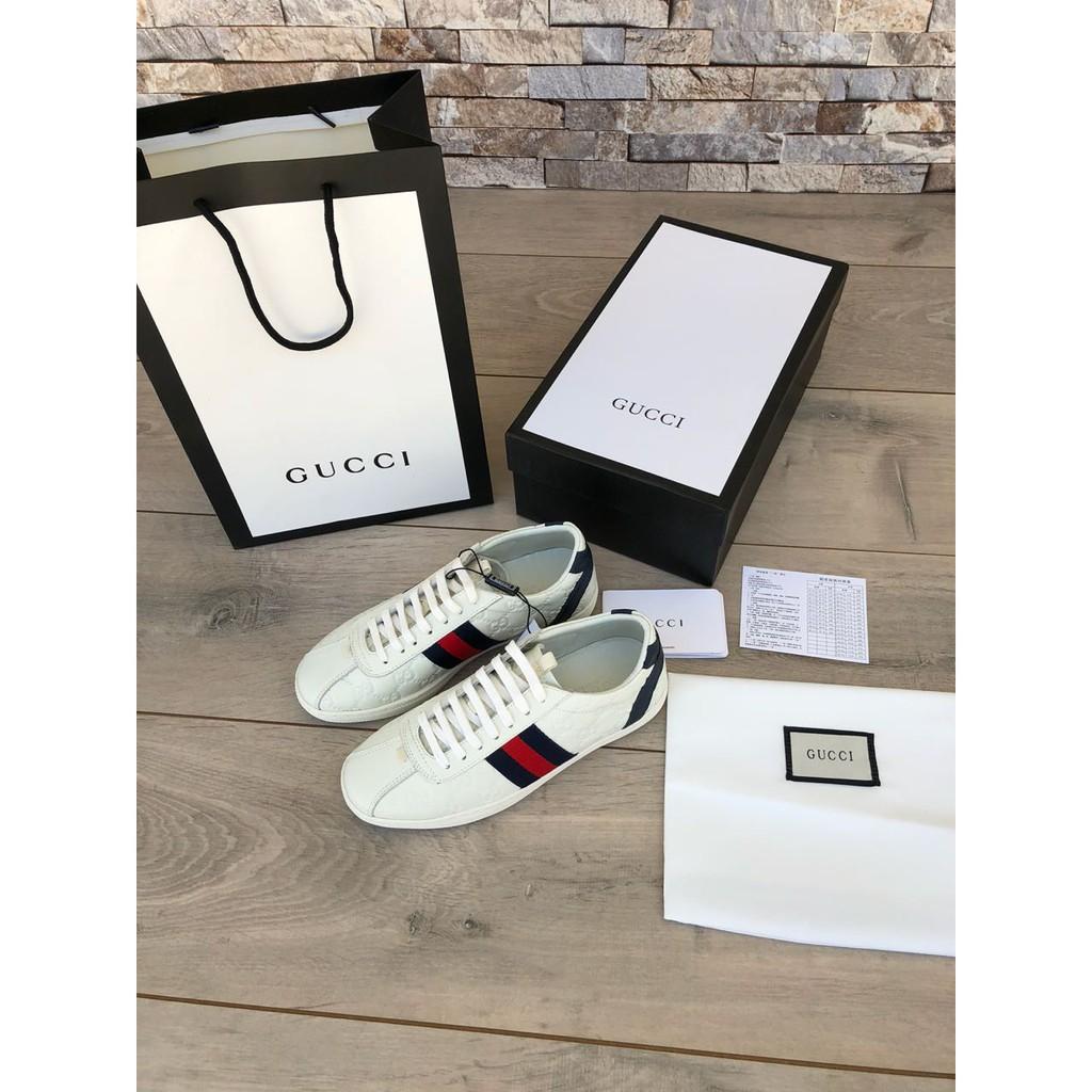 90fac2a29fc SEPATU MERK GUCCI 1688 BC57 impor batam reseller murah wedges sport cantik sneakers  shoes