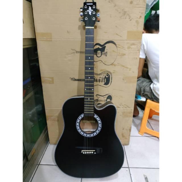 Gitar Akustik Jumbo Cyprus Taylor Blackdoff Jakarta Murah