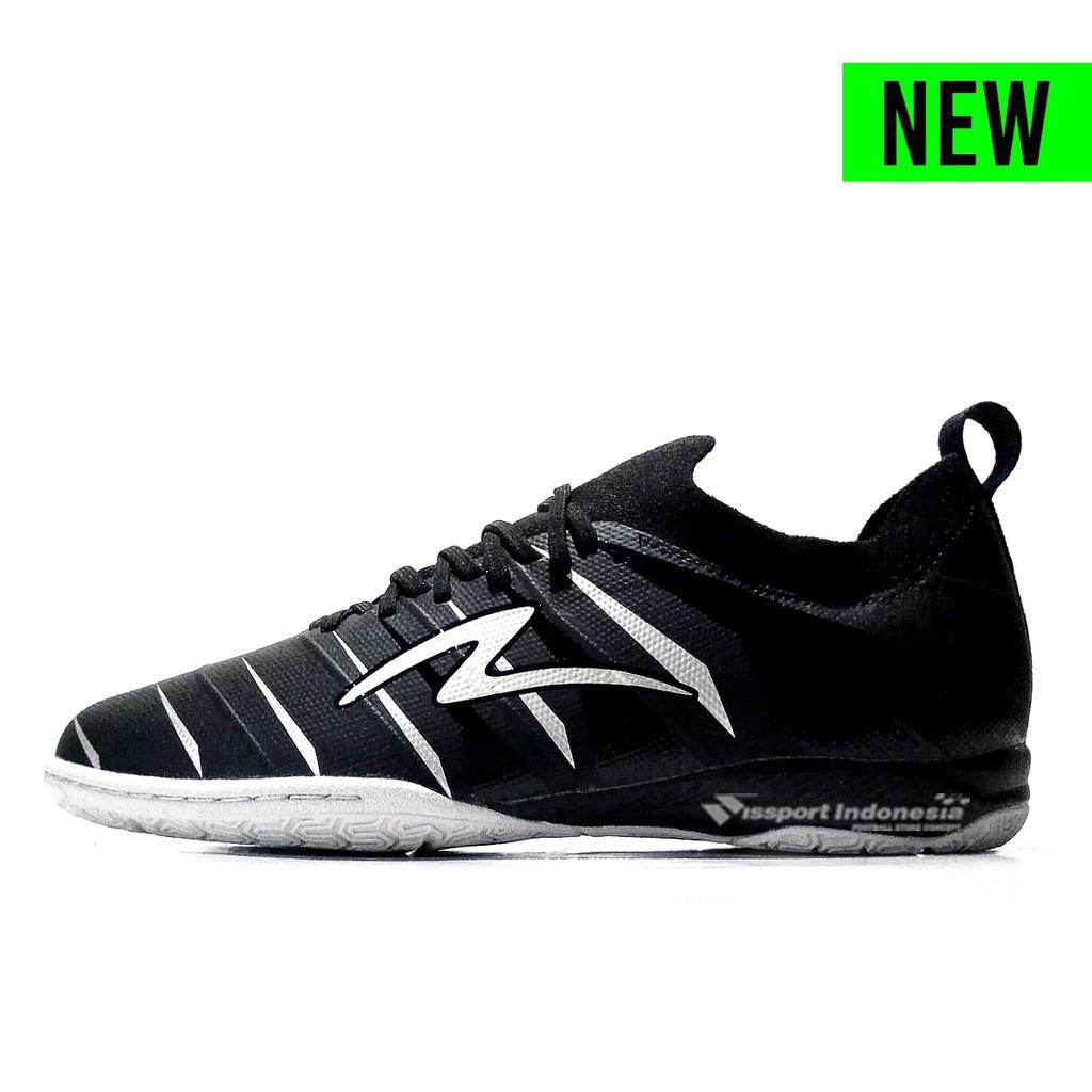 Sepatu Futsal Specs Accelerator Exocet IN Black 400679 Origina ... 060b3c26174a9