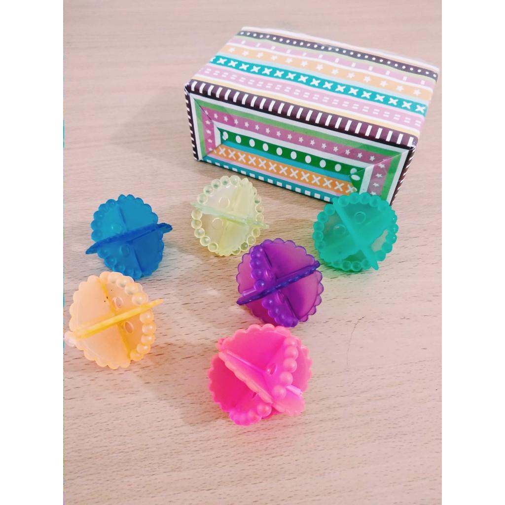 Bola Karet Pencuci Baju Laundry Ball Washing Machine Daftar Hpr009 Clean 45gr Hihi A268