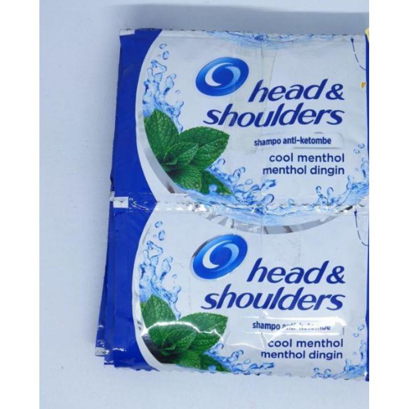 Head & Shoulders Shampo 12 x 10ml-1