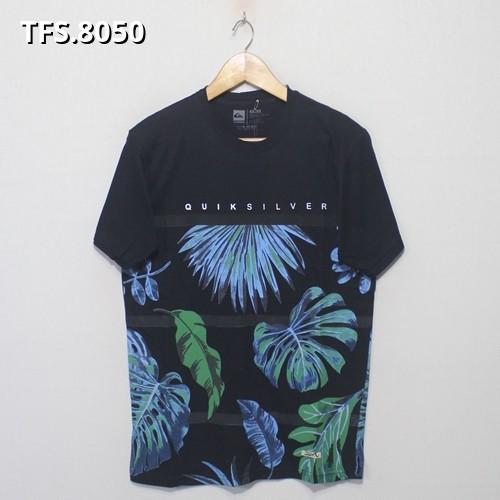 Kaos Distro | Surfing | Tshirt Pria | Premium | Murah | Kaos Fullprint Quiksilver TFS8050 | Shopee Indonesia