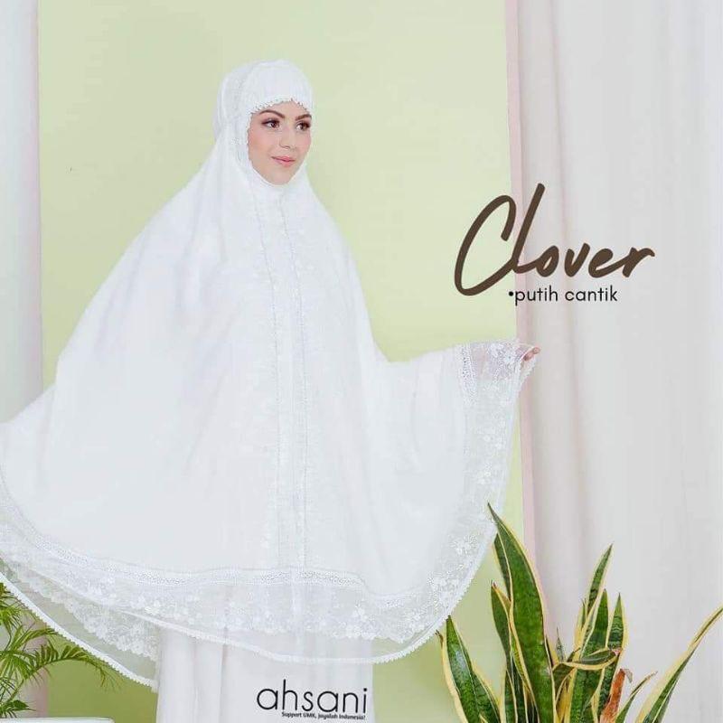 mukena clover by ahsani