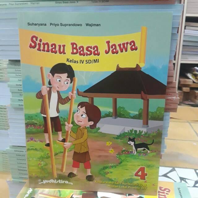 Sinau Basa Jawa Kelas 4 Sd Kurikulum 2013 Shopee Indonesia