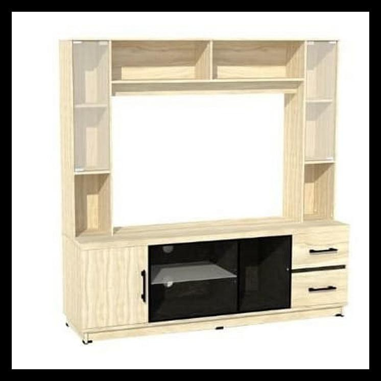 Discount Rak Tv Lemari Tv Bufet Tv Wall Unit Minimalis Shopee Indonesia
