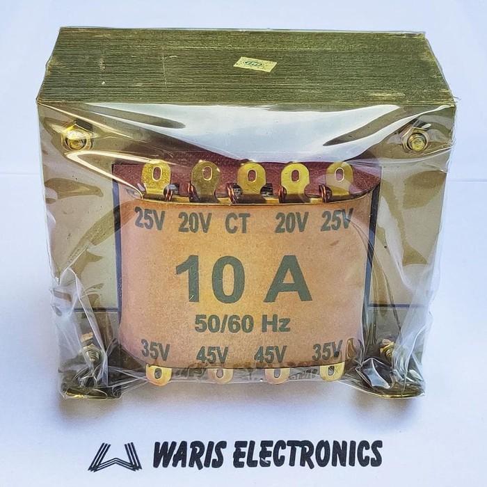 Trafo 10A CT Transformator Trapo 10A 10Amper Trafo 10 Amper