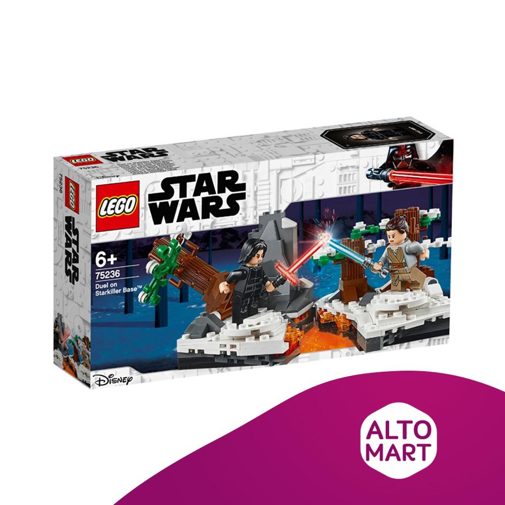 The Force Awakens Duel on Starkiller Base 75236 Building Kit ... LEGO Star Wars