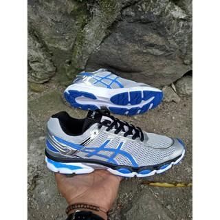 Asics Gel Kayano Import   Sepatu Running   Lari   Voli   Volley   Olahraga    Sport   Man 5f65340b07