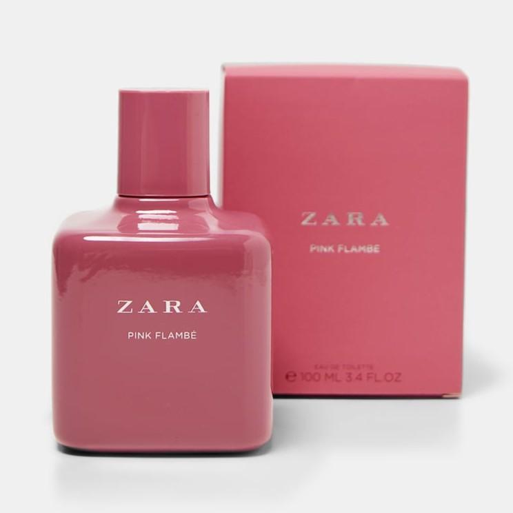Zara Fruity Edt Eau De Toilette 100 Ml Original Parfum Shopee
