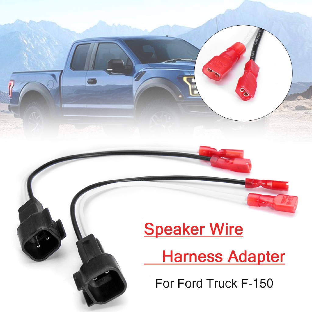 Ford F 150 Aftermarket Stereo Wiring Harnes