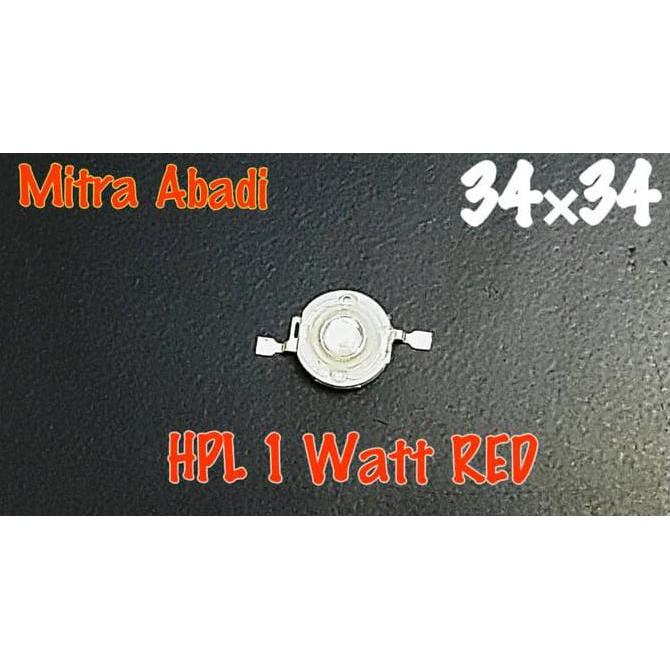 Lampu HPL 1 Watt ...