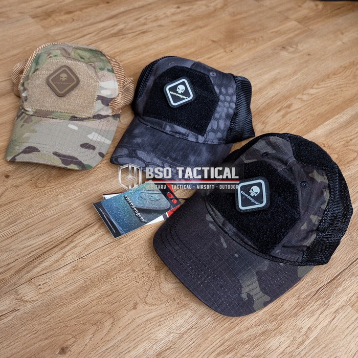 TERBARU TOPI TACTICAL EMERSON ASSAULT VELCRO CAP ORIGINAL MILITARY OUTDOOR  HAT !!!!!!  aae8446948