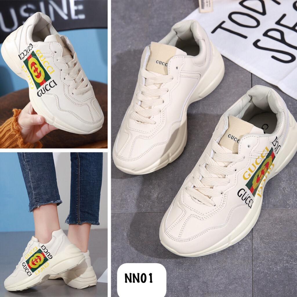 c2f3f71e843 FEB 13  Gucci Rhyton Logo Sneaker NN01 A